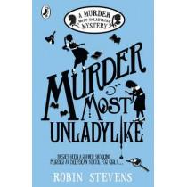 Murder Most Unladylike: A Murder Most Unladylike Mystery by Robin Stevens, 9780141369761