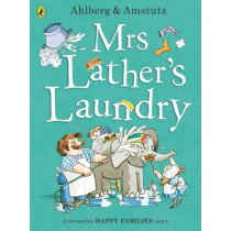 Mrs Lather's Laundry by Allan Ahlberg, 9780141369952