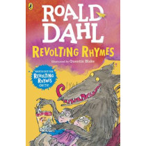 Revolting Rhymes (Colour Edition) by Roald Dahl, 9780141374123