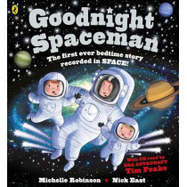 Goodnight Spaceman: Book and CD by Michelle Robinson, 9780141376073