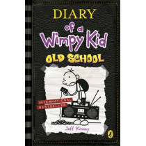 Diary of a Wimpy Kid: Old School (Book 10) by Jeff Kinney, 9780141377094