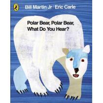 Polar Bear, Polar Bear, What Do You Hear? by Eric Carle, 9780141383514