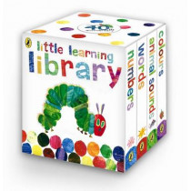 The Very Hungry Caterpillar: Little Learning Library by Eric Carle, 9780141385112