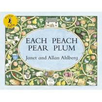 Each Peach Pear Plum by Janet Ahlberg, 9780141502526