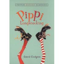 Pippi Longstocking (Puffin Modern Classics) by Astrid Lindgren, 9780142402498