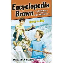 Encyclopedia Brown Saves the Day by Donald J Sobol, 9780142409213