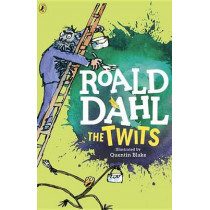 The Twits by Roald Dahl, 9780142410394