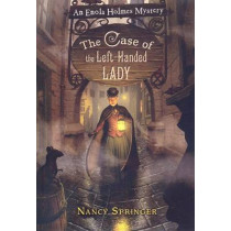 The Case of the Left-Handed Lady by Nancy Springer, 9780142411902