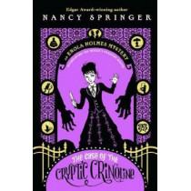 The Case of the Cryptic Crinoline: An Enola Holmes Mystery by Nancy Springer, 9780142416907