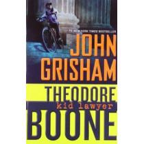 Theodore Boone: Kid Lawyer by John Grisham, 9780142417225