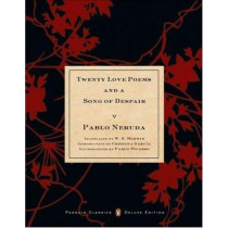 Twenty Love Poems and a Song of Despair by Pablo Neruda, 9780142437704