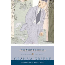 The Quiet American by Graham Greene, 9780143039020
