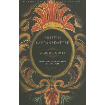 Kristin Lavransdatter (Penguin Classics Deluxe Edition) by Sigrid Undset, 9780143039167