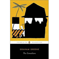 The Comedians by Graham Greene, 9780143039198