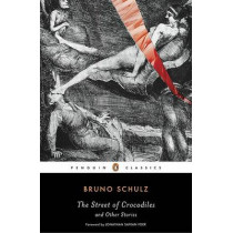 The Street of Crocodiles and Other Stories by Bruno Schulz, 9780143105145