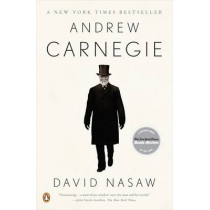 Andrew Carnegie by David Nasaw, 9780143112440