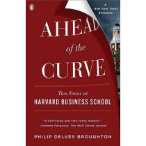 Ahead of the Curve by Philip Delves Broughton, 9780143115434