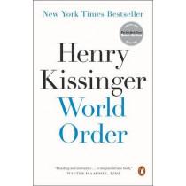 World Order by Henry Kissinger, 9780143127710