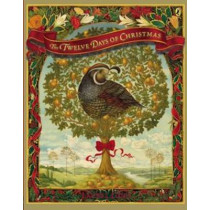 The Twelve Days of Christmas by Laurel Long, 9780147512864
