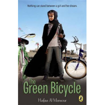 The Green Bicycle by Haifaa Al Mansour, 9780147515032