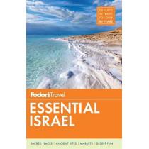 Fodor's Essential Israel by Fodor's, 9780147546760