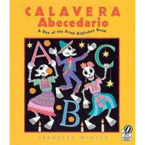 Calavera Abecedario by Jeanette Winter, 9780152059064