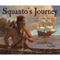 Squanto's Journey by Joseph Bruchac, 9780152060442
