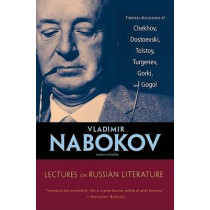 Lectures on Russian Literature by Vladimir Nabokov, 9780156027762