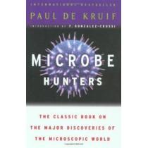 Microbe Hunters by Kruif,Paul De, 9780156027779