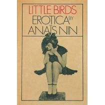 Little Birds by Anais Nin, 9780156029049