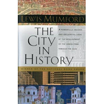 City in History by Lewis Mumford, 9780156180351