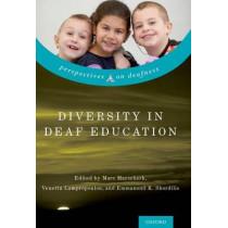 Diversity in Deaf Education by Marc Marschark, 9780190493073