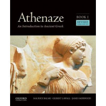 Athenaze, Book I: An Introduction to Ancient Greek by Maurice Balme, 9780190607661