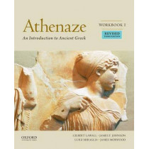 Athenaze, Workbook I: An Introduction to Ancient Greek by Maurice Balme, 9780190607685