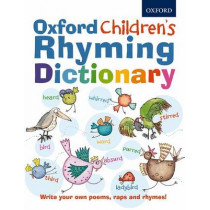 Oxford Children's Rhyming Dictionary by Oxford Dictionaries, 9780192735584