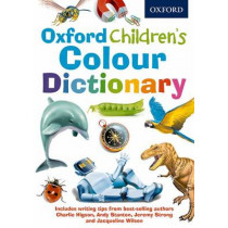 Oxford Children's Colour Dictionary by Oxford Dictionaries, 9780192737540