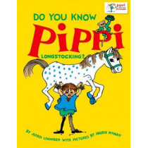 Do You Know Pippi Longstocking? by Astrid Lindgren, 9780192739032