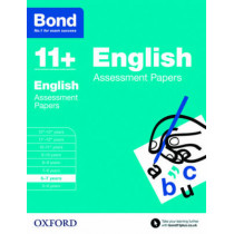 Bond 11+: English: Assessment Papers: 6-7 years by Sarah Lindsay, 9780192740007