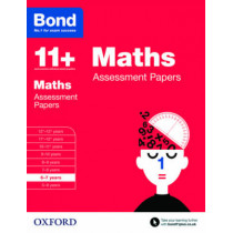Bond 11+: Maths: Assessment Papers: 6-7 years by Len Frobisher, 9780192740113
