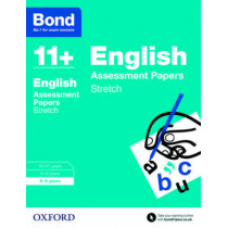 Bond 11+: English: Stretch Papers: 8-9 years by Sarah Lindsay, 9780192742063