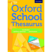 Oxford School Thesaurus by Oxford Dictionaries, 9780192743510