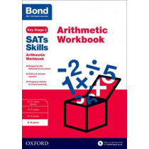 Bond SATs Skills: Arithmetic Workbook: 8-9 years by Sarah Lindsay, 9780192745637