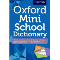 Oxford Mini School Dictionary by Oxford Dictionaries, 9780192747082