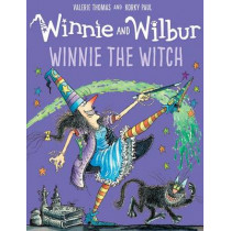 Winnie and Wilbur: Winnie the Witch by Valerie Thomas, 9780192748164
