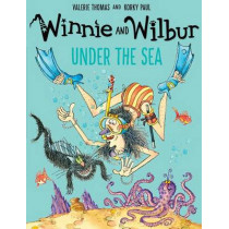 Winnie and Wilbur Under the Sea by Valerie Thomas, 9780192748317