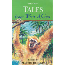 Tales from West Africa by Martin Bennett, 9780192750761