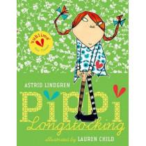 Pippi Longstocking by Astrid Lindgren, 9780192782410