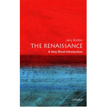 The Renaissance: A Very Short Introduction by Jerry Brotton, 9780192801630
