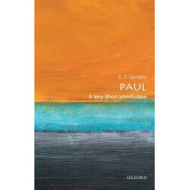 Paul: A Very Short Introduction by E. P. Sanders, 9780192854513