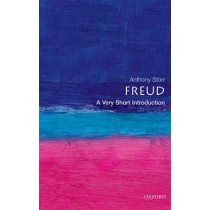 Freud: A Very Short Introduction by Anthony Storr, 9780192854551